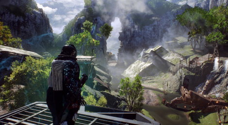 XB1X videos of Anthem