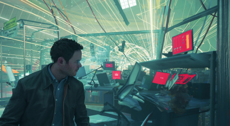 XB Showcase: Quantum Break One X
