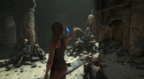 XB Showcase: Tomb Raider on One X