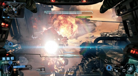 Xbox One TitanFall videos