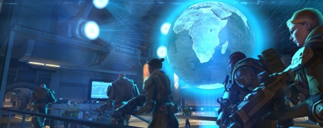 XCOM Enemy Unknown: First Screens