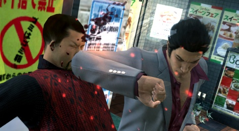 Yakuza 3 to be released outside of Japan