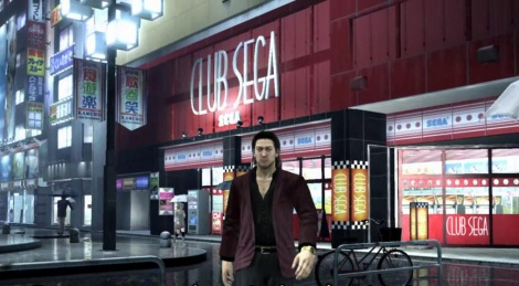 Yakuza 4 new story trailer