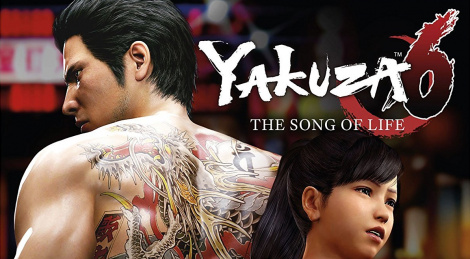 Yakuza 6 is now available