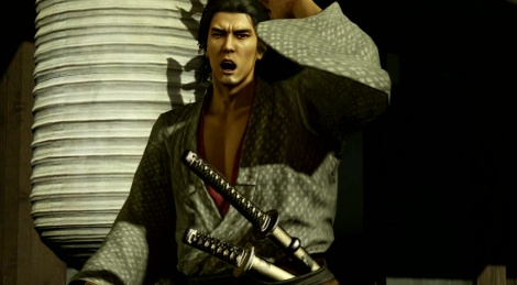 Yakuza Ishin demo video