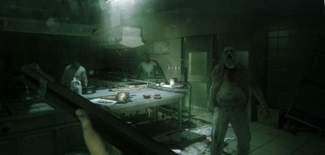 ZombiU gets gameplay and screens