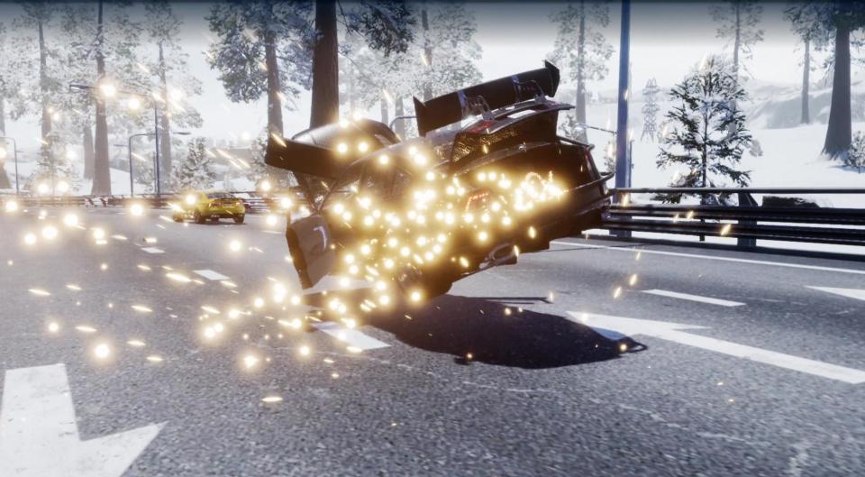 4K video of Dangerous Driving - Gamersyde
