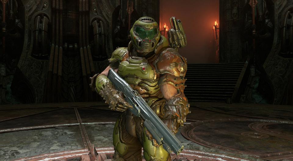 Doom Eternal Gamersyde
