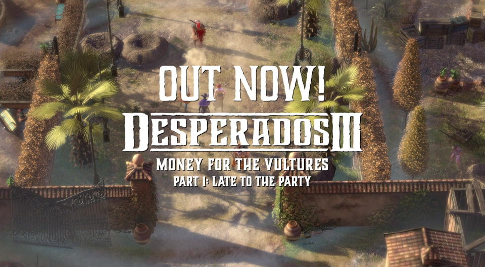 Desperados Iii Gamersyde