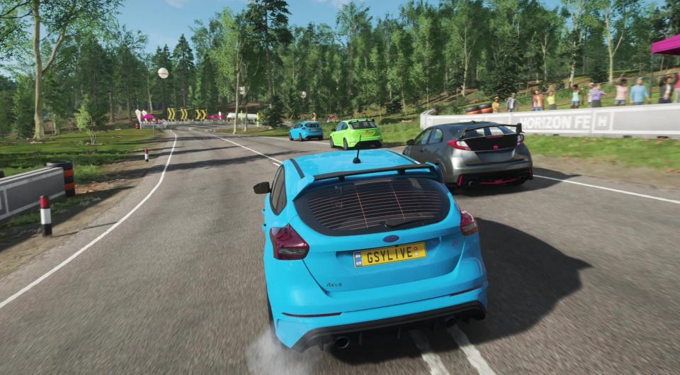 Forza Horizon 4 demo videos - Gamersyde