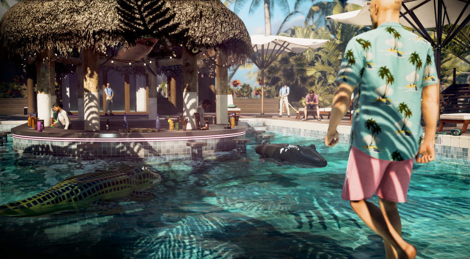 Hitman 2 Agent 47 Heading To The Maldives Gamersyde