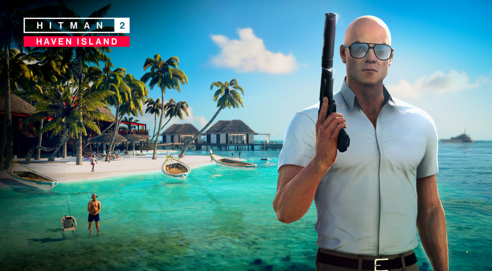 Hitman 2 Agent 47 Lands On Haven Island Today Gamersyde