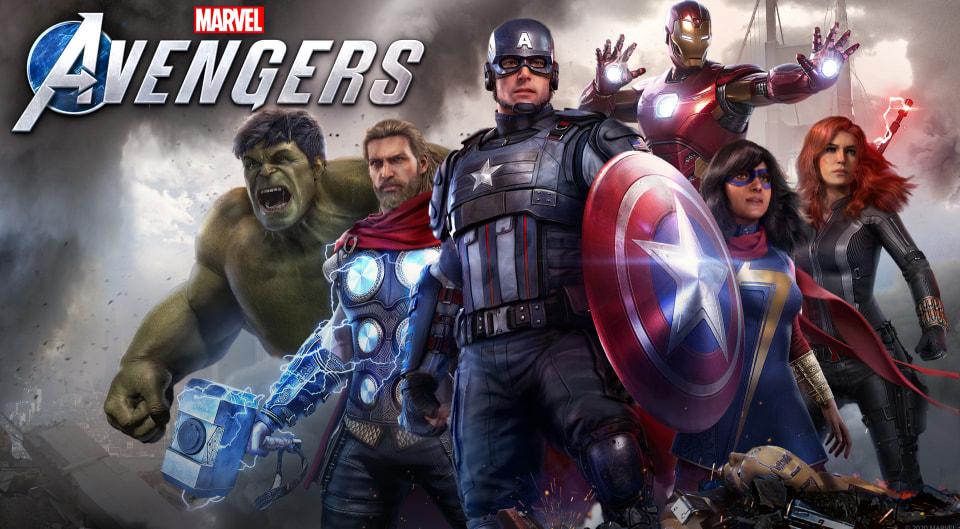 New Marvel S Avengers Trailer Various Editions Detailed Gamersyde