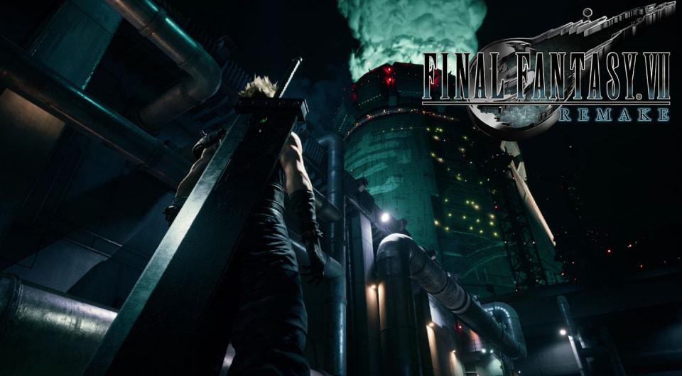 Our 4k Video Of Final Fantasy Vii Remake Demo Gamersyde