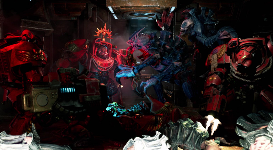 Space Hulk: Tactics - Launch Trailer - Gamersyde
