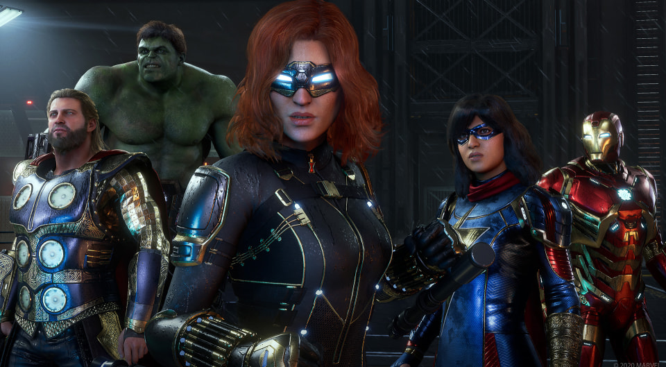 Square Enix gives in-depth look at Marvel's Avengers - Gamersyde