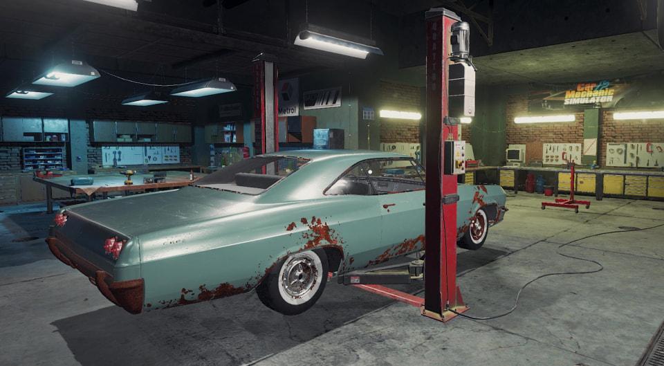 Videos of Car Mechanic Simulator 2018 - Gamersyde