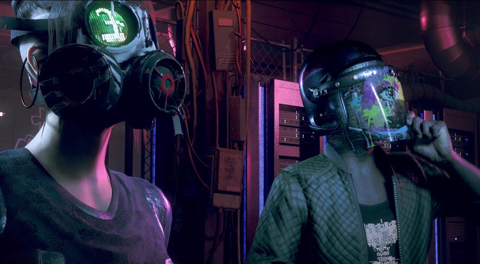 Watch Dogs Legion Resistance Trailer Gamersyde