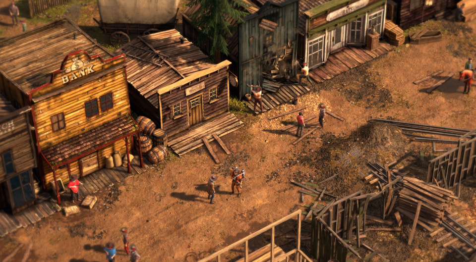 We Reviewed Desperados Iii Gamersyde